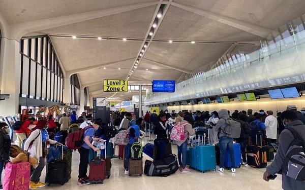 160 stranded Nigerians from US go into isolation Abuja