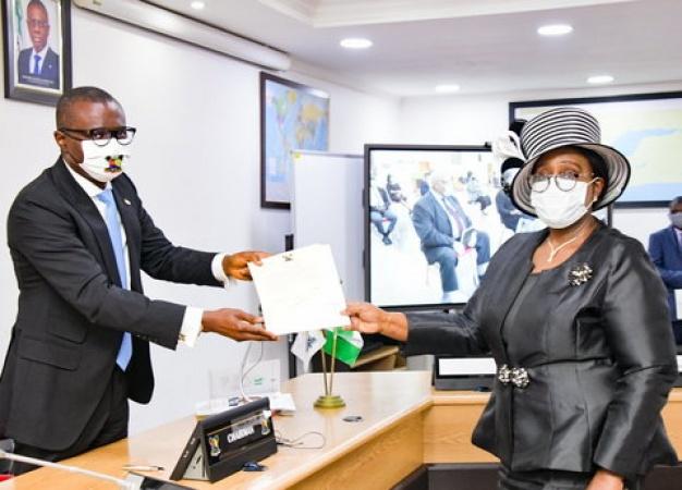 Sanwo-Olu strengthen Lagos Judicial system, swears in eight new judges