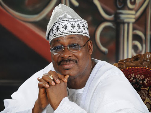 Ex-Governor Abiola Ajimobi now in coma after tested positive for Covid-19 17 days ago