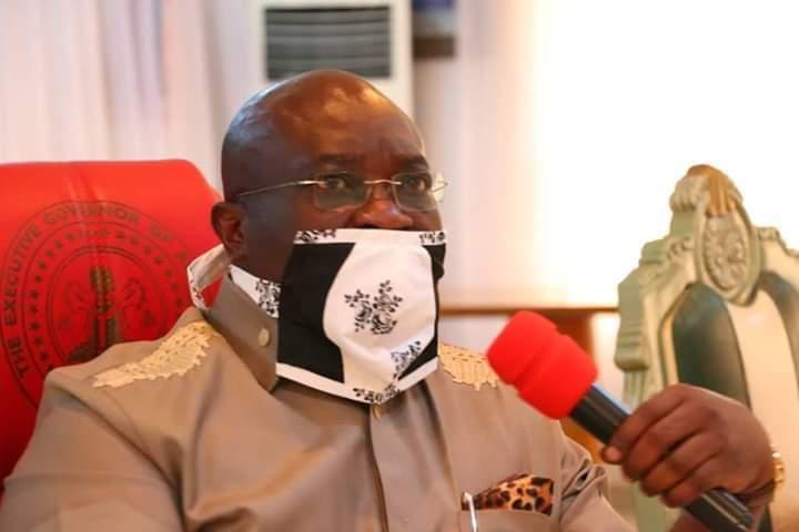 Governor Okezie Ikpeazu tests positive for COVID-19