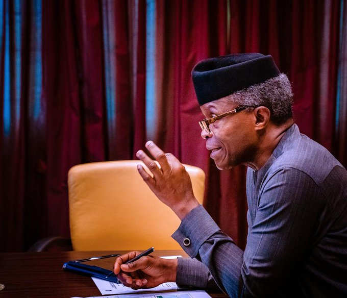 NLTP is not a land grab project, ranching is strictly business -Osinbajo
