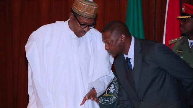 Coalition task Buhari on alleged 14 high profile corruption cases against Malami