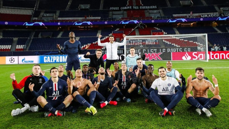PSG reaches first ever Champions League final