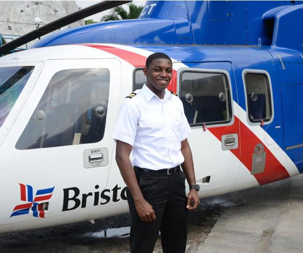 Bristow Helicopters joined others to sack pilots, engineers