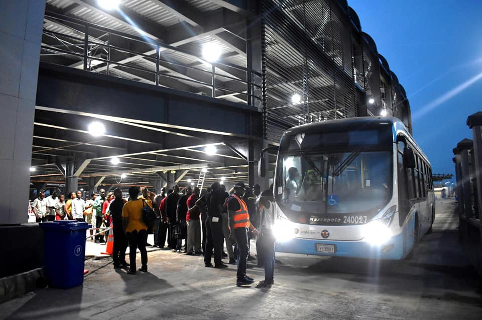 Oshodi-Abule Egba BRT system begins operation with free 100,000 cards
