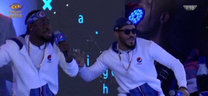BBnaija: Ozo and TrickyTee pocket N1million each, all expenses paid Trip to Dubai and a year supply of Pepsi