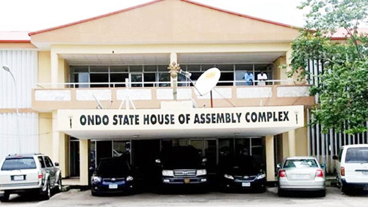 NURTW members not thugs stationed in Ondo House of Assembly premises