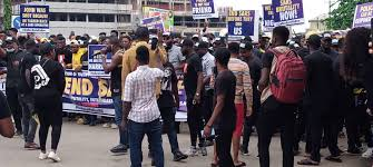 #EndSars Protest: A touching Story of an Eleven year old Osasu hit by stray bullet on his scrotum