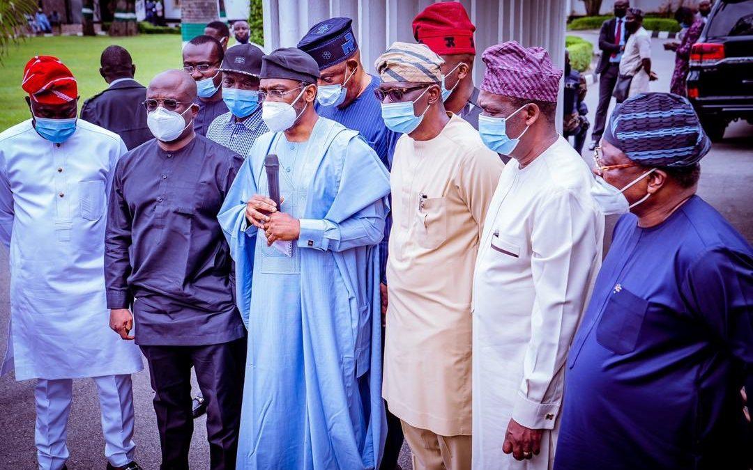 Lagos damage will cost N1tr to fix – Sanwo-Olu