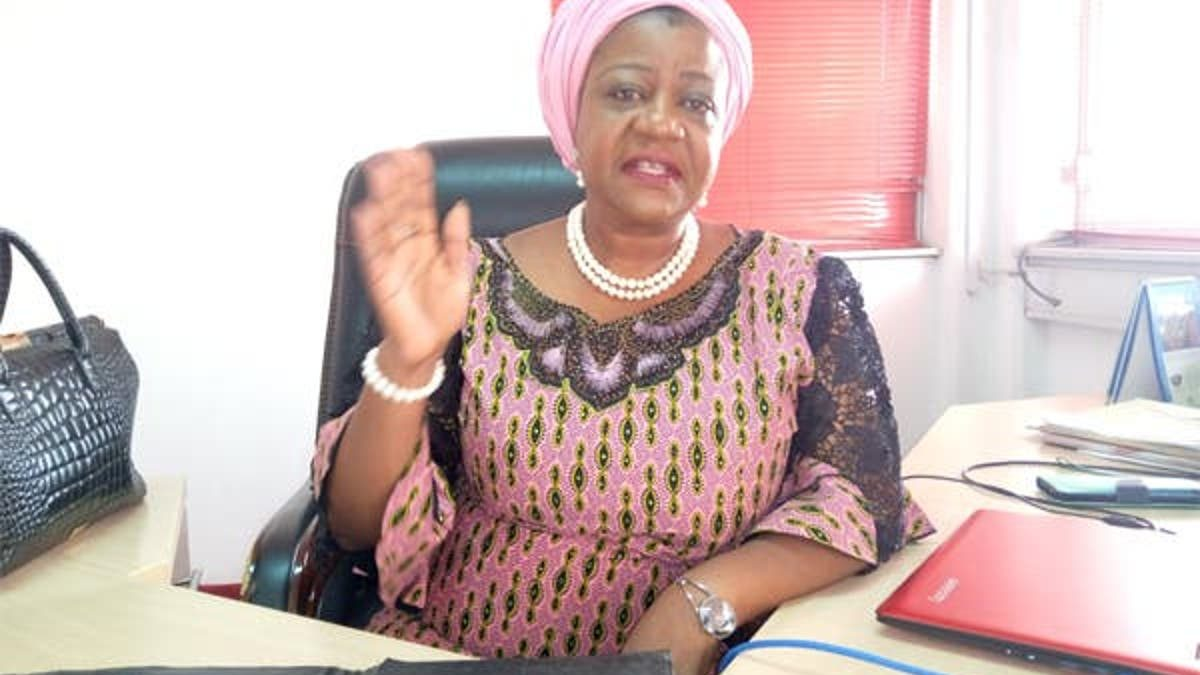 Buhari's Aide Lauretta Onochie appointment as INEC national commissioner sparks reaction
