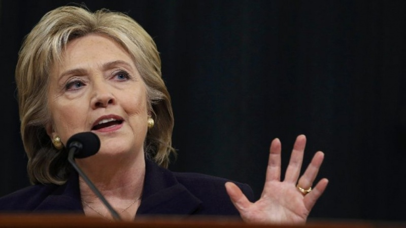 #EndSARS Protesters: Hillary Clinton Urges Buhari, Army to Stop Killing