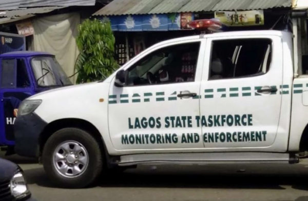 Trending: Taskforce arrest DSP for accepting N100,000 bribe for traffic offense(one-way)