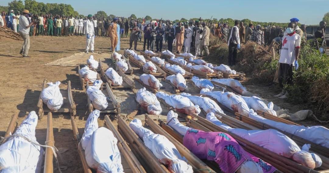 Borno Killing: Nigeria may face severe food famine, farmers warn FG