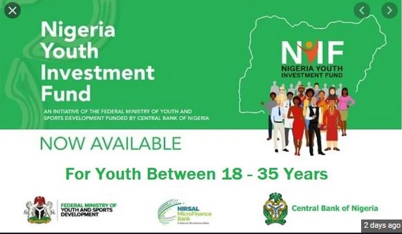 Nigeria youth investment fund hit Over 1million Buhari