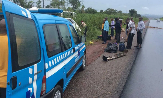 10 dies in fatal road accident in Kwara on Christmas day