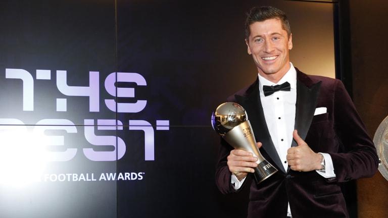 Lewandowski finally beats Ronaldo, Messi to win FIFA Best Player award