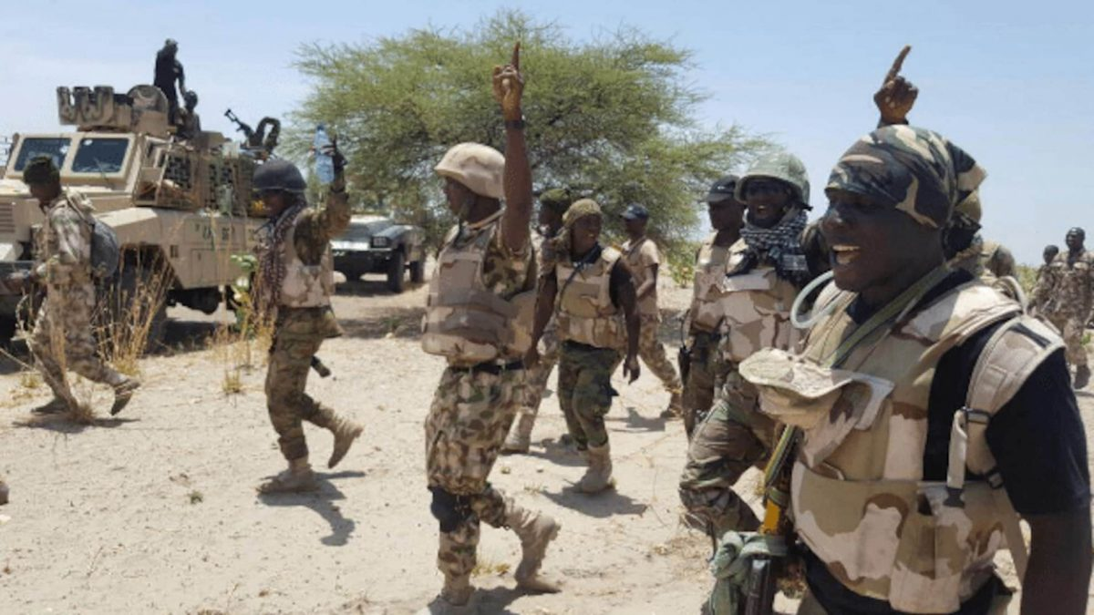 Insurgency: Gallant troops recover Marte from Boko-haram/ ISWAP