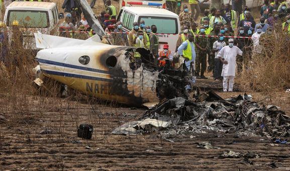 Abuja Crash: NAF team on mission to rescue kidnapped Kagara students in Niger — Hon. Shehu