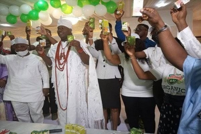 Ooni in conjunction with Yemkem unveils first trado-medical COVID-19 herbal cure drugs