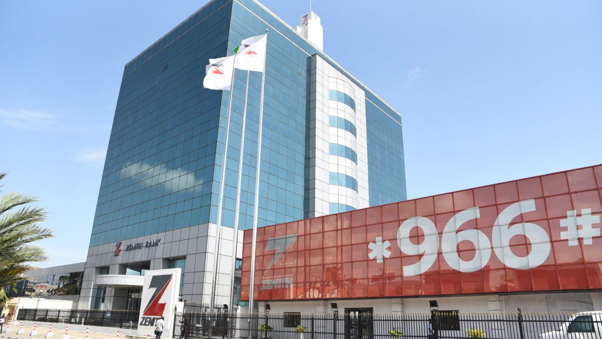 ZENITH BANK'S SHAREHOLDERS EXCITED AS BANK PAYS N94.19 BILLION DIVIDEND