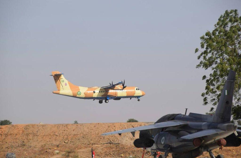 Dreaded ISWAP Commander, others killed in devastating airstrikes