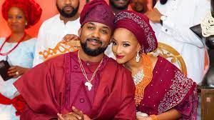 Adesua and her husband Banky W narrate twin miscarriage ordeal