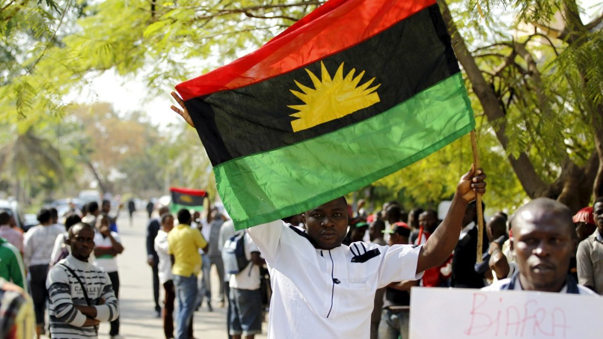 IPOB counter DSS allegation, we produce arm, we don't buy