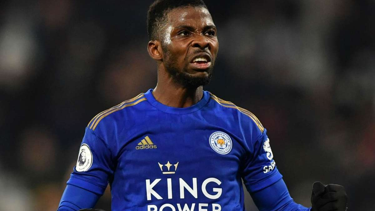 Iheanacho hit the net again as Leicester through to first FA final in 52years