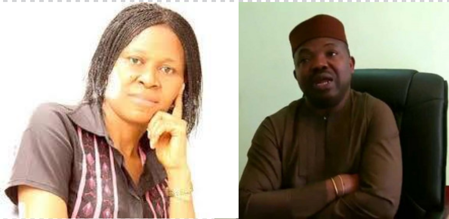 We got married in Alagbon prison, Okei- Odumakin relate in a touching tribute to her late husband