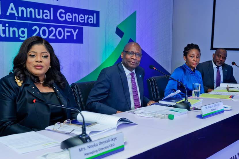 Fidelity Bank Approves 22 Kobo Dividend Per Share for FY2020