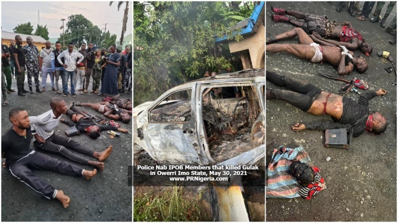 Killers of APC Chieftain Gulak, gunned down in Imo, others arrested