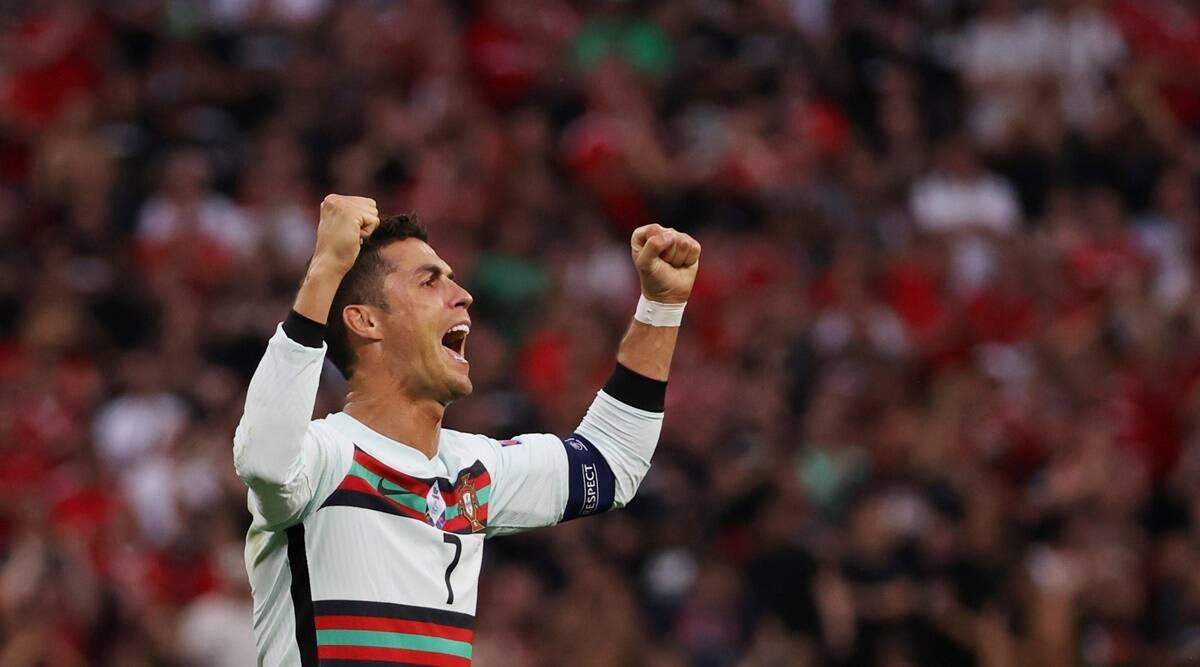 Cristiano Ronaldo becomes all-time highest goal scorer in European Championship