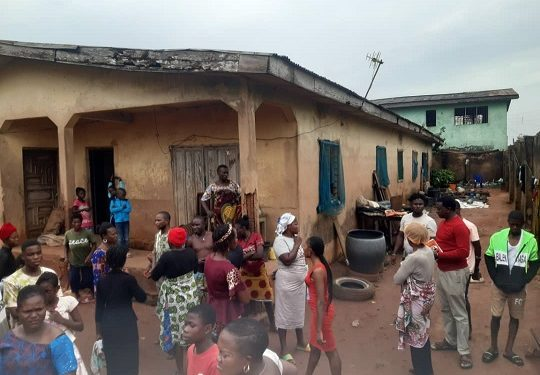 Man beat wife to death over N2000 Loan