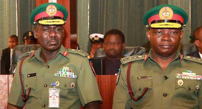 Ex-Service Chief: Buratai, Olonisakin gets Ambassadorial post