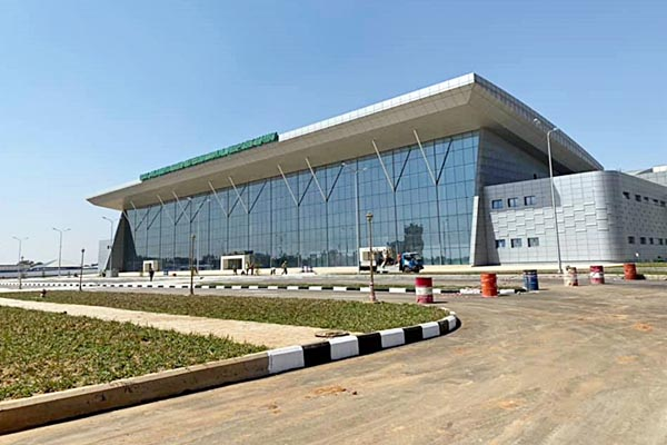 Money Laundering:  Foreign currencies arranged in bags intercepted at Kano Airport