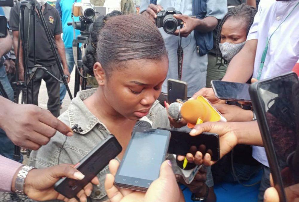 Stop granting Chidinma media interviews, says Rep