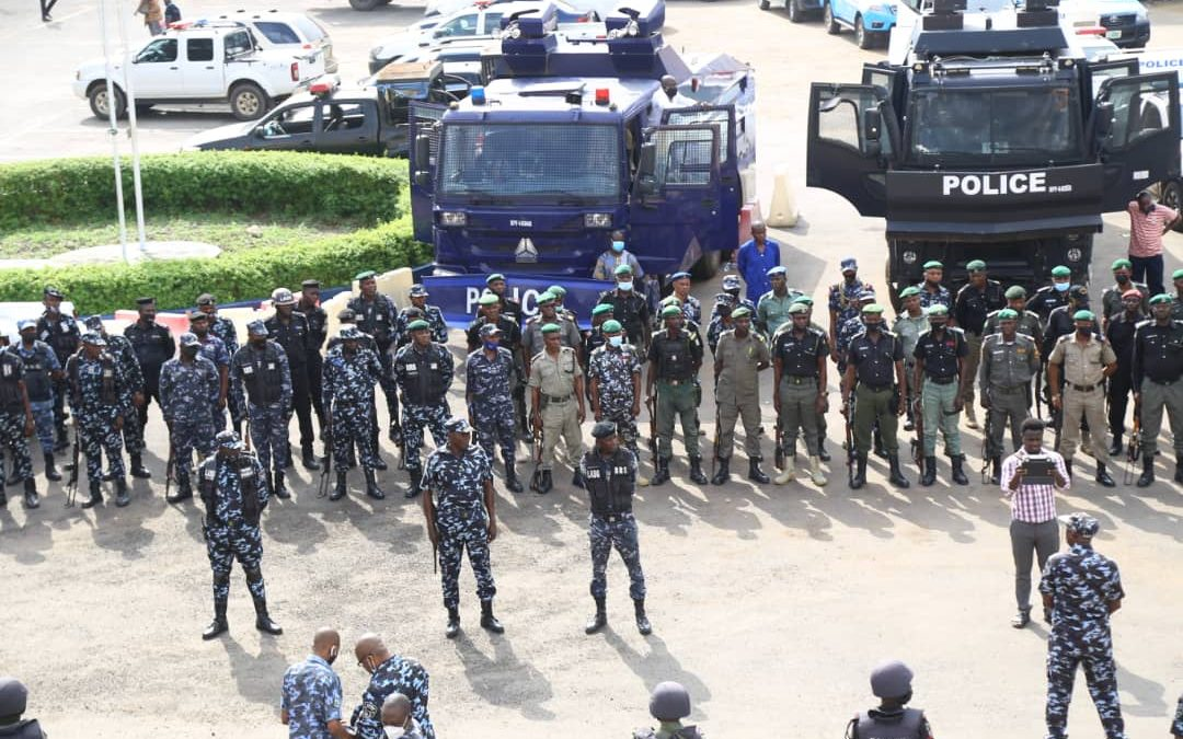 Fresh Rally: Lagos police command vow showdown with protesters