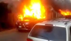 Gunmen Killed billionaire Chairman of Udala FC, entourage, set cars ablaze