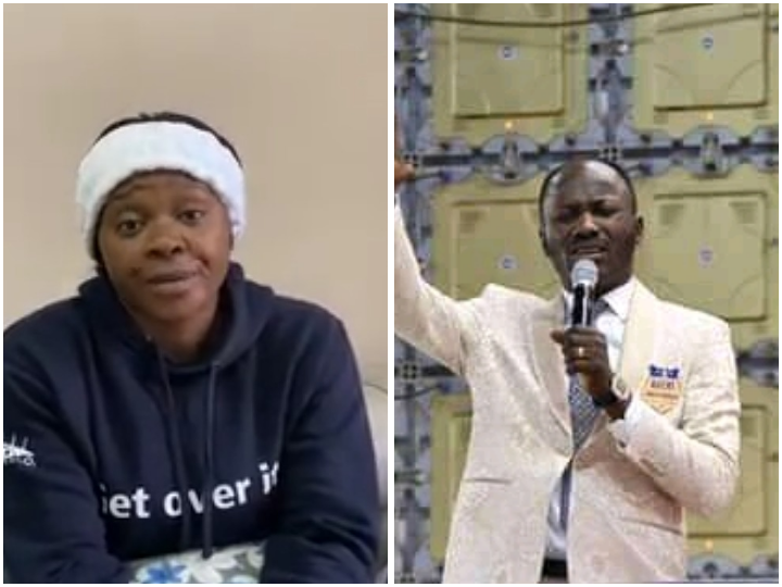 Sex Allegation: Apostle Suleman to critics, I am not discouraged, I remain focus