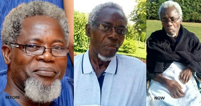 Veteran Nollywood actor Victor Olaotan dies five years after ghastly accident