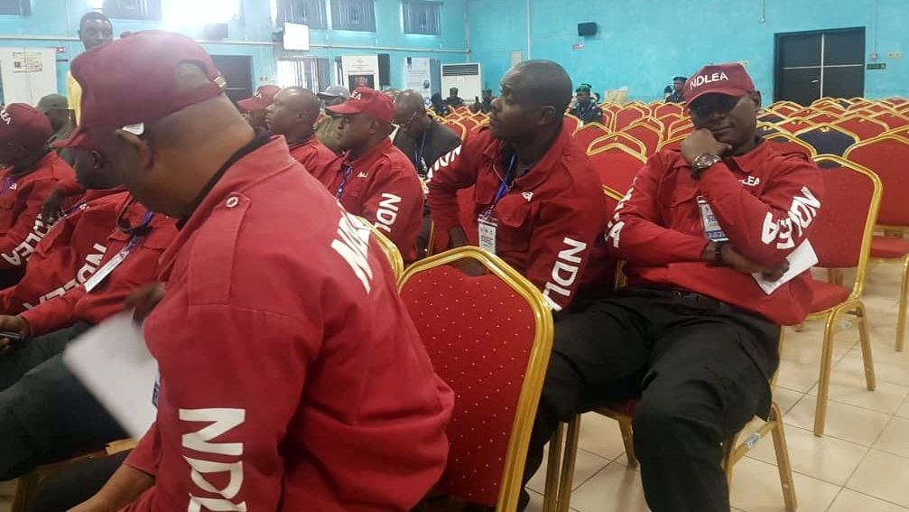 NDLEA fix Dec 3 and 6 for training of new recruit