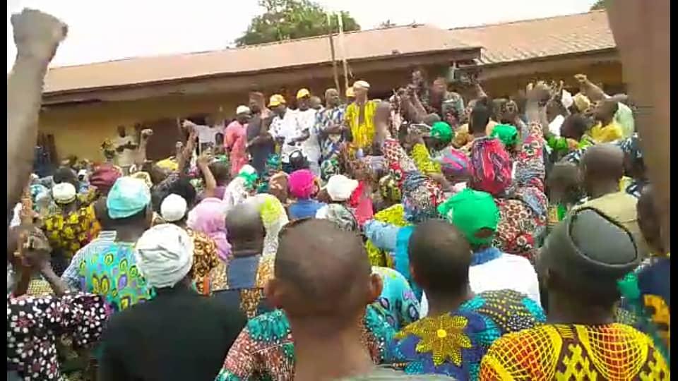 OSUN APC ADOPT ZONING…. CONDUCT PEACEFUL LOCAL CONGRESS
