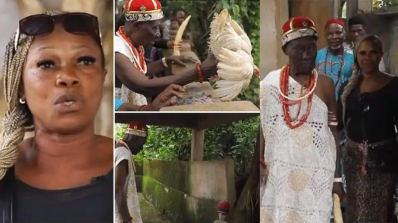Popular pastors patronizes my husband for power- chief priest's wife