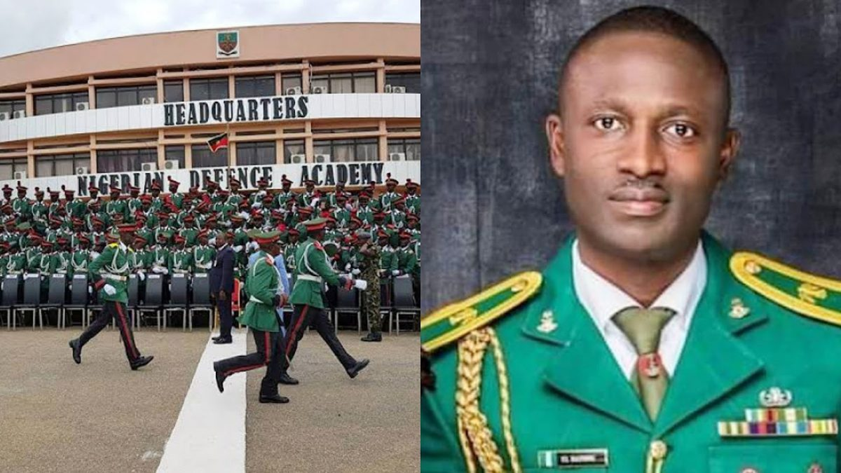 Joint security force rescue Major abducted at NDA Kaduna