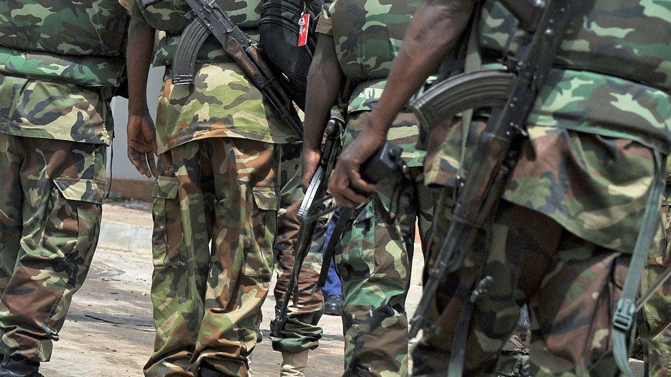 Soldiers Beat Taxi-driver to death in Jos