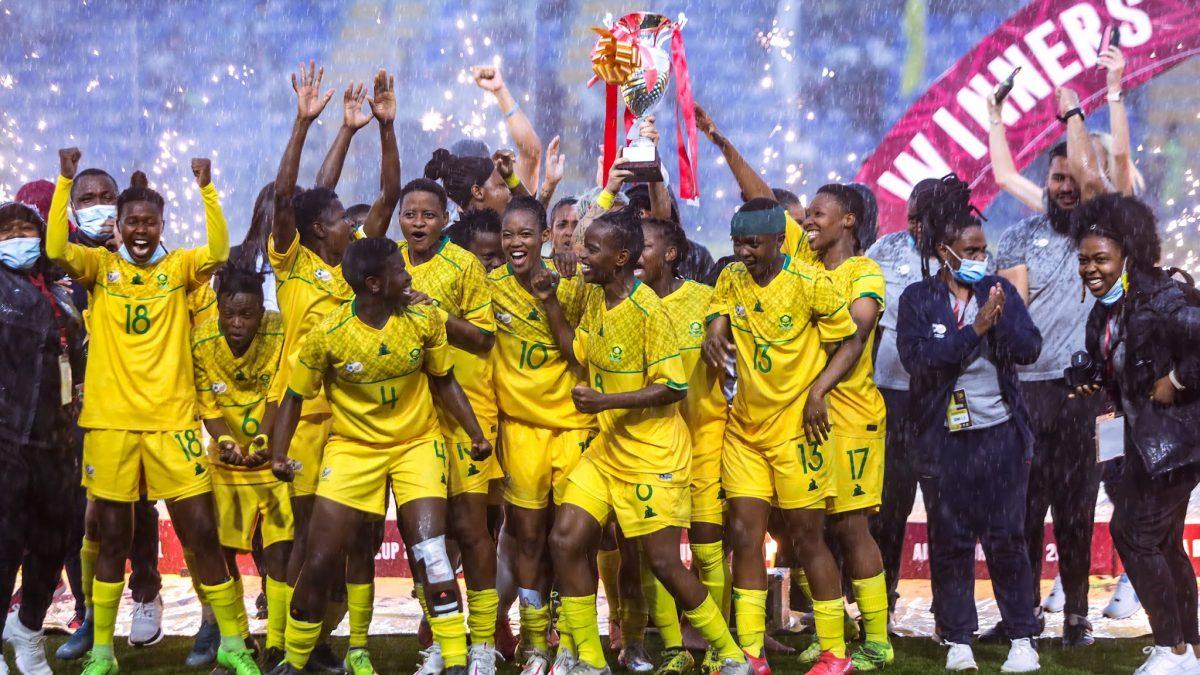 Aisha Buhari Cup: South Africa emerge Champion