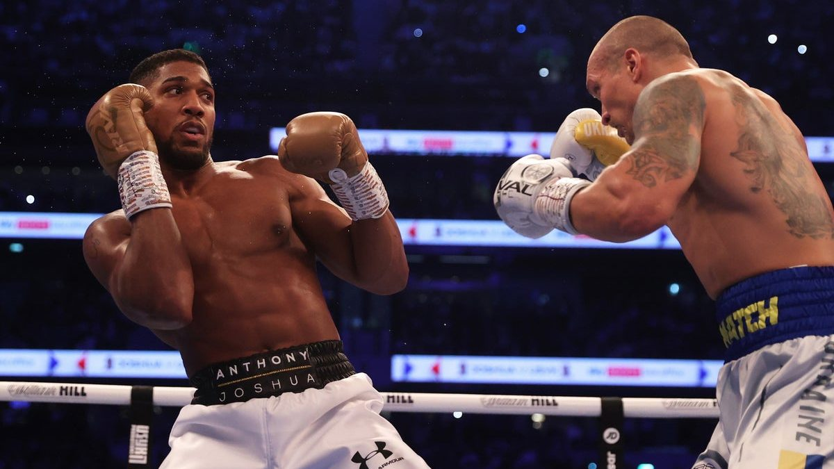 I've watched the fight and identified my mistakes — AJ