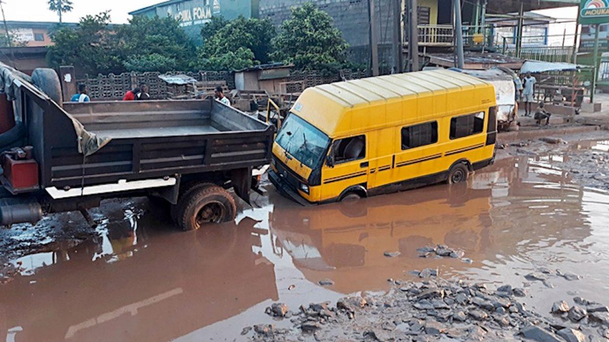 194 damaged roads need N75billion urgently – FG