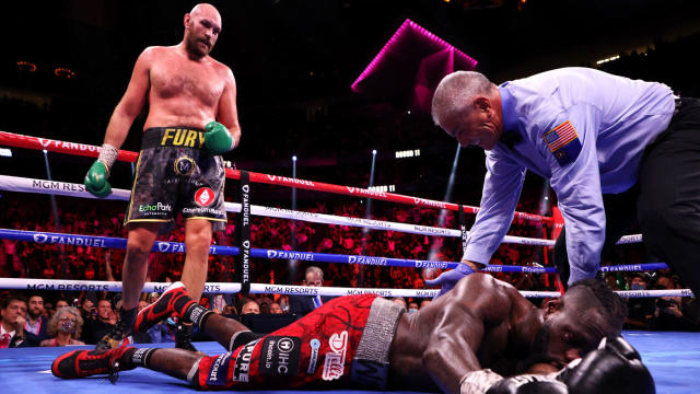 Fury humble Wilder for the second time to retains belts